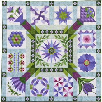 Beautiful Blocks quilt