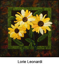 Lorie Leonardi Black-eyed Susan yellow