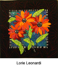 Lorie Leonardi Black-eyed Susan orange